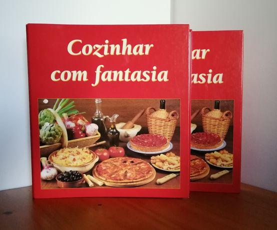 Dossier de receitas - Cozinhar com fantasia (+ de 300 RECEITAS)