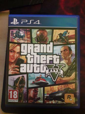 GTA 5 PlayStation 4/ps4