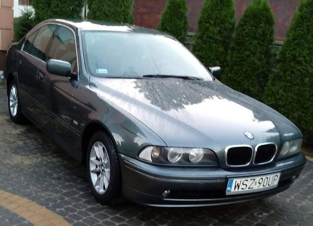 Piękne BMW 520 D