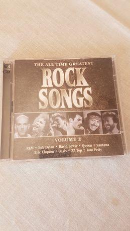 Rock Songs CD duplo (2 cds) Volume 2