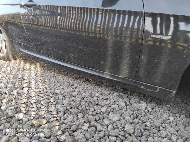Próg nakładka mpakiet BMW e92 prawa 475 Black sapphire