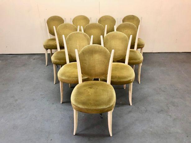 Krzesło komplet krzeseł VINTAGE Francja DESIGN modern