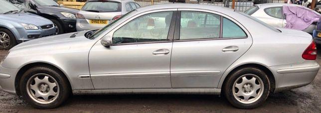 Продам Mercedes w211 2003 г 2,7 дизель механика по запчастям