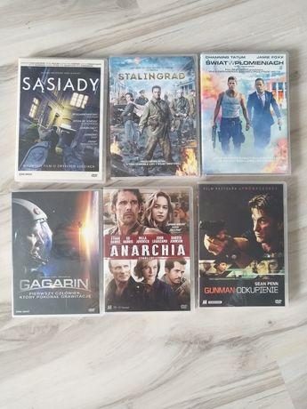 Filmy DVD Terminator, Gunman, Róża