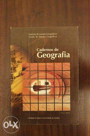 Caderno de Geografia Nº 21/23