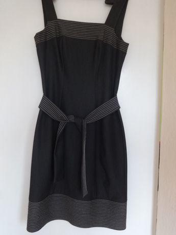 elegancka sukienka r. 36 stan idealny - jak nowa