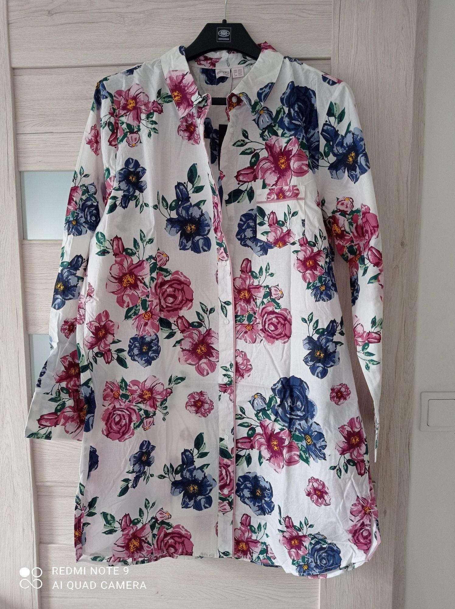 Koszulka nocna  - Esmara rozmiar 44/46 L
