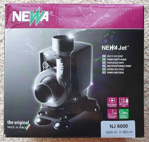 Pompa obiegowa akwariowa Newa Jet 6000 / nowa, nie używana
