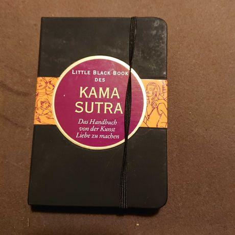 Książka Kama sutra w języku niemieckim