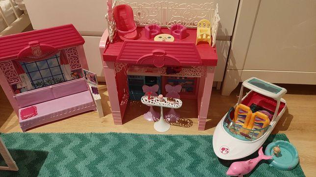 Dwupiętrowy Domek Barbie