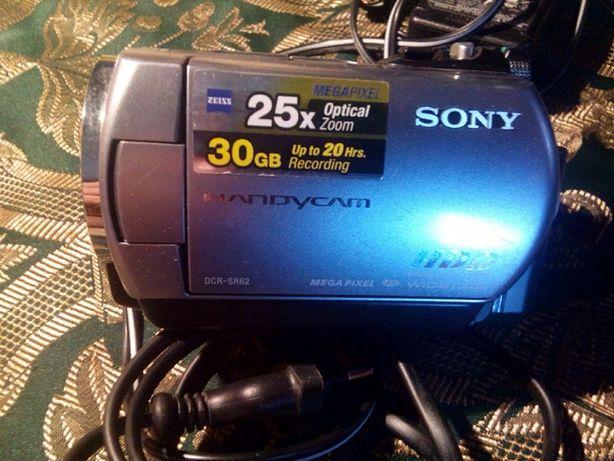 видеокамера sony dsr sr62e порван шлейф экрана