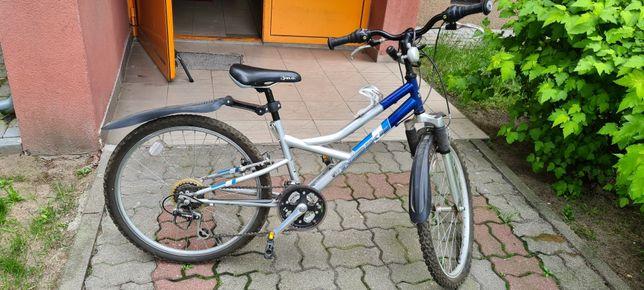Rower bardzo dobrej firmy unibike koła 24 cali