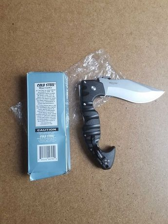 Нож складной Spartan. Rajah II, T- light  Voyajer  mid.  от Cold Steel
