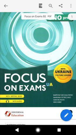 focus on exams b2 зно 2020