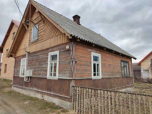 Dom drewniany do przeniesienia/rozbiórki