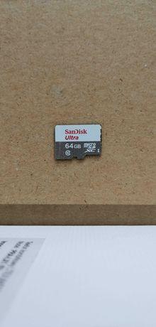 Karty microSD SanDisk Ultra 64 GB