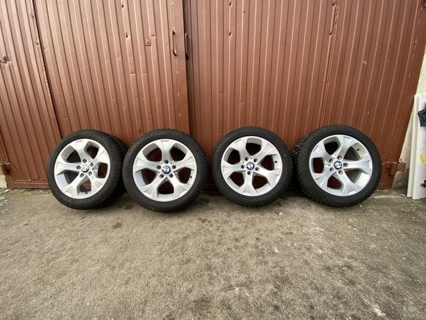 Koła zimowe BMW X1 E84 Dunlop 225/50 R17