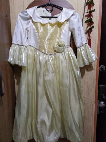 платье на праздник утреник