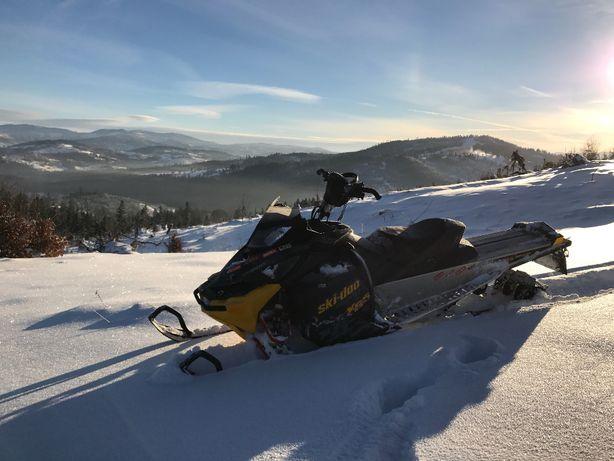 skuter śnieżny Ski doo summit 154