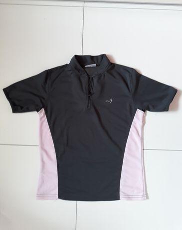 Koszulka do biegania damska, rozmiar S