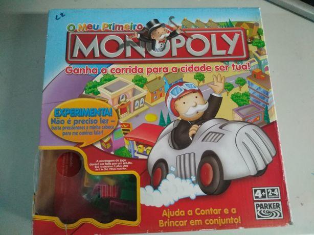 O meu primeiro monopólio