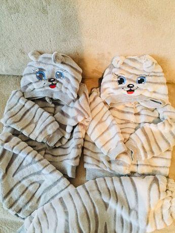 Тёплый костюмчик ! Можно для двойни!