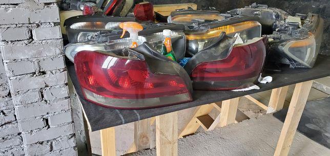 Задние фонари BMW 1 (E82,E88)