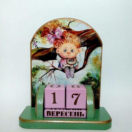 Вечный календарь Рыжий Ангел