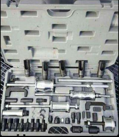 Saca Injectores Universal 40Pcs