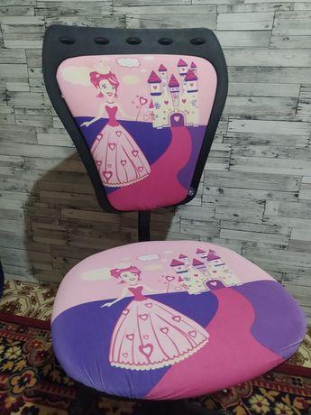 Кресло детское для девочки