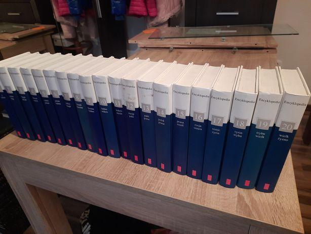 Encyklopedia caly zestaw
