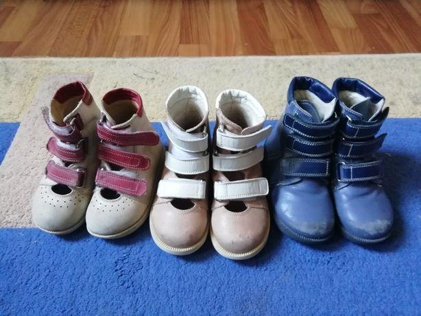 Ботинки / черевики антиварус/антивальгус, 350грн