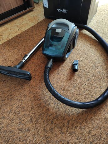 Пылесос  zepter с аквафильтром водным фильтром немецкий