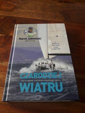 Nowa książka czarodziej wiatru
