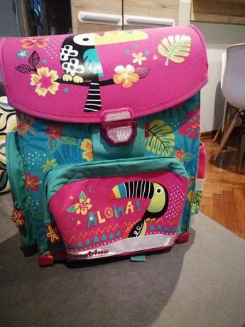 Tornister Plecak Bambino Aloha  szkolny piękny stan