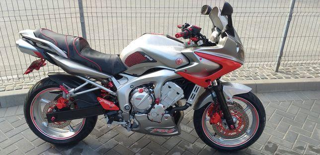 Yamaha FZ 600 stan B.Dobry