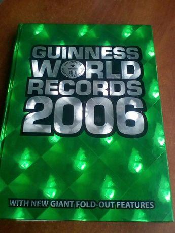 Guiness world record 2006 english books