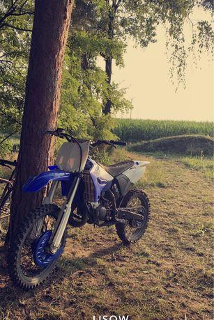 Yamaha yz 125, zamiana!