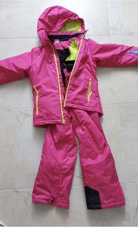 Зимние лыжный костюм комбинезон Crivit
