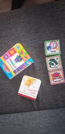 Książeczki dla malucha różne