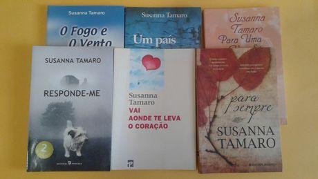 Livros de Susana Tamaro