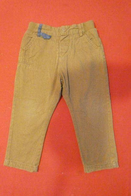 spodnie reserved rozm.98