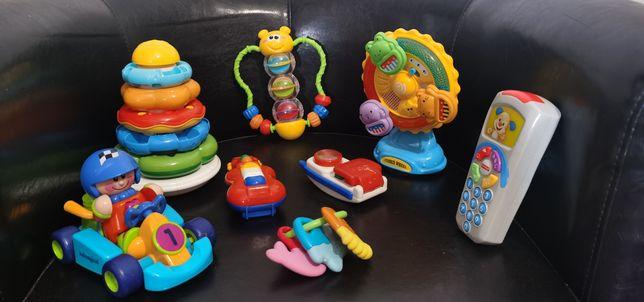 Diversos brinquedos e acessórios bebe