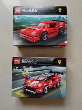 NOVOS - LEGO Speed Champions