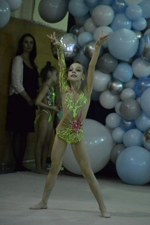 Купальник художественная гимнастика