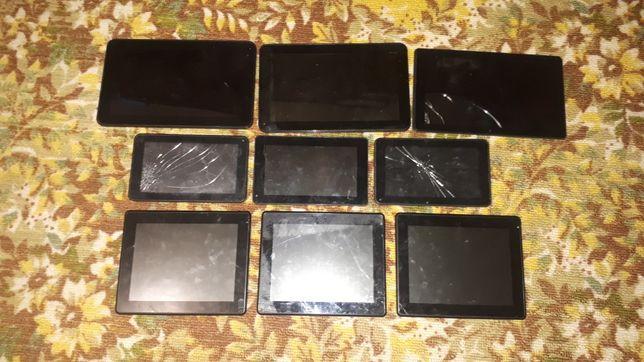 Продам планшети 8 шт +1
