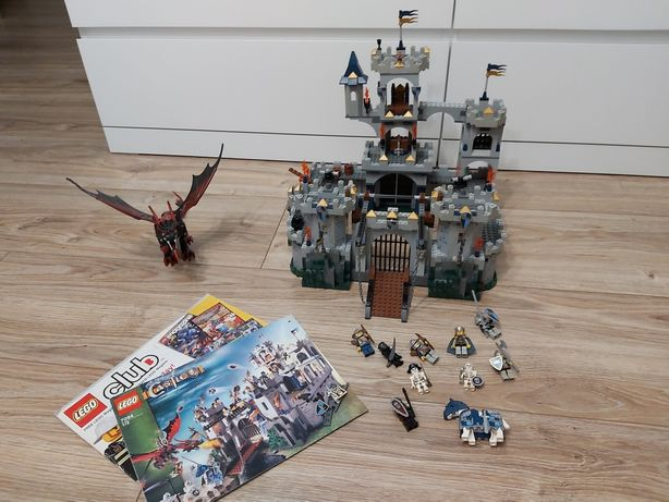 Lego 7094, fantasy era, castle