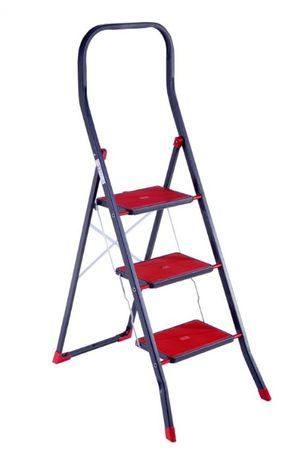 Лестница 3-ступенчатая BLACK SUPER UP Eurogold D2023HR