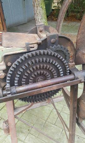 Sieczkarnia toporowa (rębak)