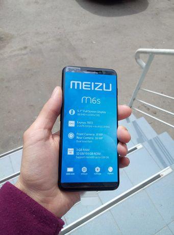 Meizu M6s 3/32GB Global Black